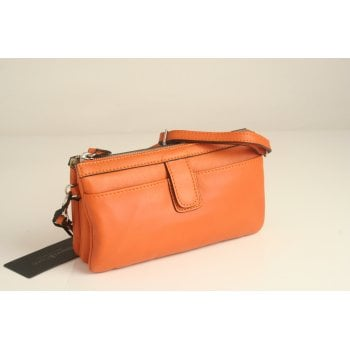 Gianni Conti handbag style 584931 in orange  (NT41)