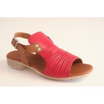 Paula Urban high cut leather sandal (NT1)