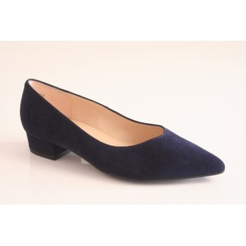 """Peter Kaiser style """"Drika"""" in Navy suede leather   (NT77)"""