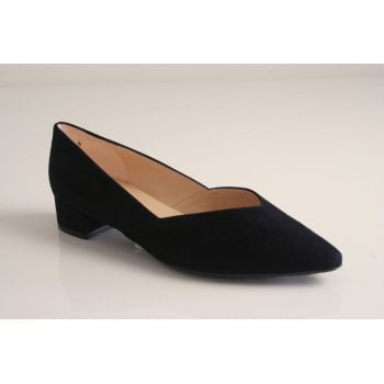 """Peter Kaiser style """"Shade-A"""" in Navy suede leather   (NT74)"""