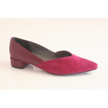 """Peter Kaiser Peter Kaiser style """"Shade"""" in fuschia pink leather  (NT54)"""