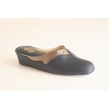 Relax style 3131 Leather slipper (NT6)