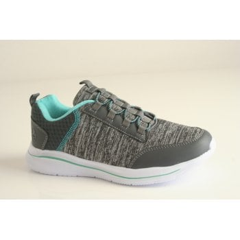 Rieker trainer with elasticated laces.  (NT42)