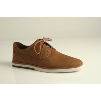 """Rockport style """"Austyn Plain Toe""""  lace up in nubuck leather  (NT76)"""