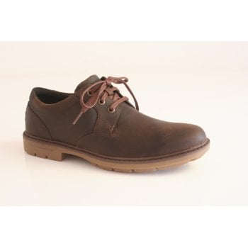 Rockport Rockport style 'Tough Bucks PT' brown leather lace-up shoe
