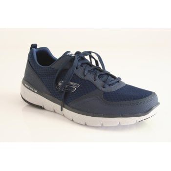 Skechers Flex Advantage 3.0 with Air-cooled Memory Foam in Navy