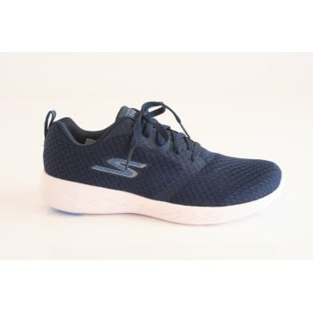 Air Cooled Goga Mat in Navy - Skechers