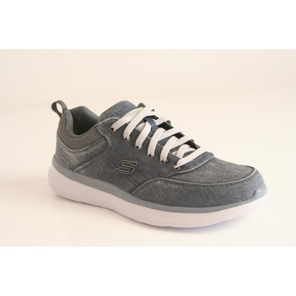 templo relé cajón  Skechers Skechers Streetwear Air-cooled Memory Foam lace up. 210024/BLU  (NT10) - Skechers from Nicholas Thomson UK