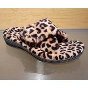 "Vionic slipper style ""Relax"" in leopard (NT2)"